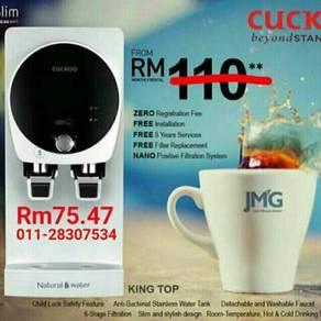 Penapis Air CUCKOO Water Filter Batu Uban Penang