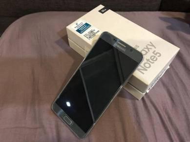 Samsung Note 5 32GB 4GB Ram Titanium Grey