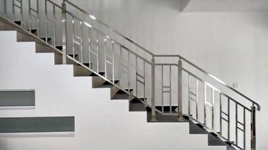 Handrail modern Stainless Steel Staircase Railing