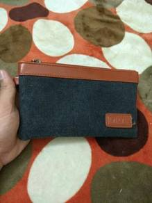 Unisex clutch purse