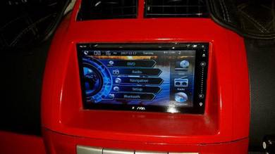 Player double din