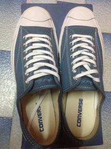 Converse Jack Purcell Blue Canvas