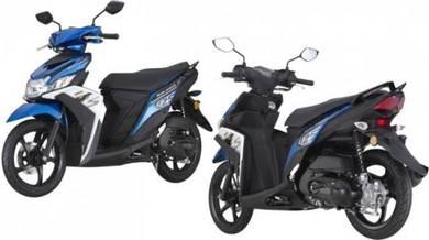 New scooter yamaha ego solariz 125 promotion cny