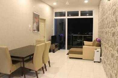Senai Garden, Full Furnished, High Floor, Near Airport , G & G