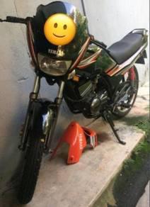 Yamaha Rxz 1997