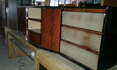 TV cabinet wood