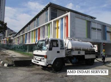 Sedut tangki septik najis & plumbing Sisa kumbahan