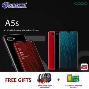 OPPO A5S (3GB RAM | 4230 BATTERI | 2 KAMERA)MYset
