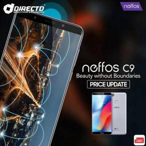 NEFFOS C9 (5.99 inci FULLView | 2GB RAM | 4G,LTE)
