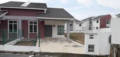 100% Pinjaman. 1 tingkat SemiD di Bandar Puteri Jaya