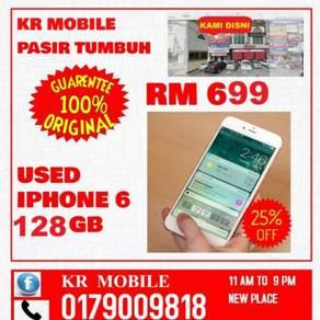 Ip6 128Gb ori Iphone