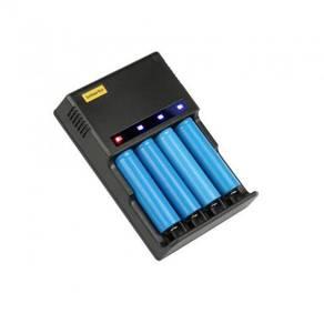Ni-MH Li-ion 4 Bank 18650 AA AAA Battery Charger