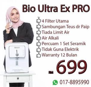 Water Filter Penapis Air BioUltra Model EX PRO 5DP