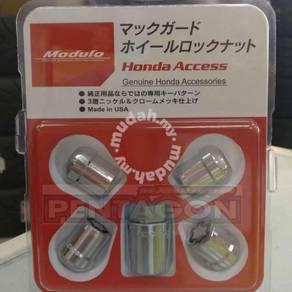 Honda Access Modulo Lock Nut FK2 FK8 Type R
