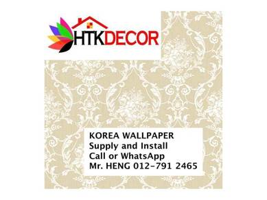 Decor your place with wall paper 23Q