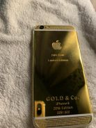 IPhone genuine gold (Gold & Co)