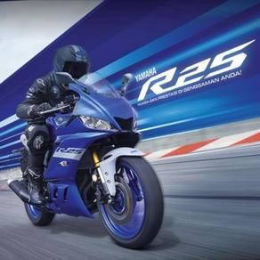 Yamaha r15 promosi tahun baru 2021
