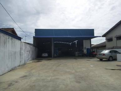 Batu Maung Single storey factory