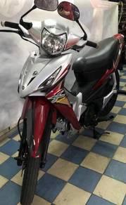 Honda wave 125x ( afp125mcs) (electric starter)