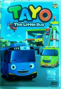DVD ANIME TAYO The Little Bus Season 1