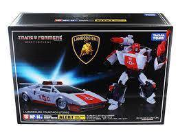 Transformers MP 14+ Red Alert Animated