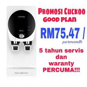 Cuckoo area Pahang free register
