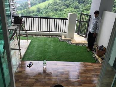 Rumput / Landscaping service and garden decoration