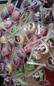Goodies/Doorgift Cupcakes Moist