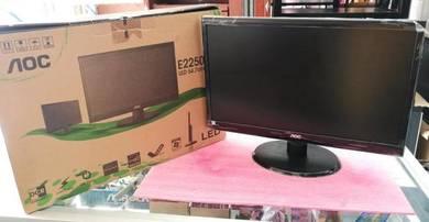 AOC monitor 22inch e2250swdn [FULL HD]