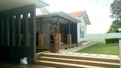 Bungalow melaka perdana resorts homes near ayer keroh