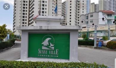 Sunny Ville Condo Jalan Batu Uban (USM)