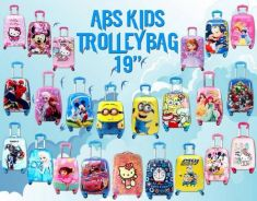 Kids Trolley Bag-Beg Troli