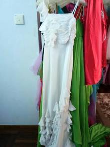 Wedding evening gown ( more than 100pcs )