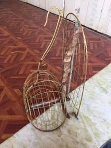 Jebok/Perangkap Burung Ketitir
