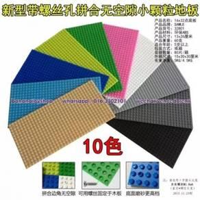 Brick Compatible Small Base Plate 16x32 Stud