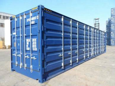 1st Trip CONTAINER Side-storage