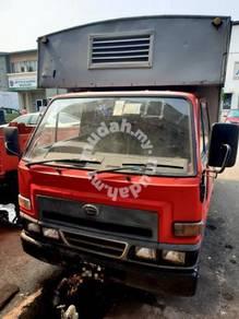 2000/2001 daihatsu v58 box green engine 4500kg
