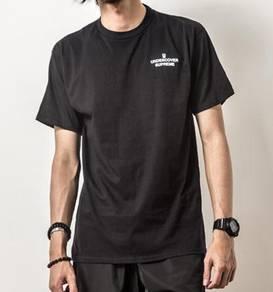 S15436 UNDERCOVER BLACK TEE SHORT SLEEVE T-SHiRT