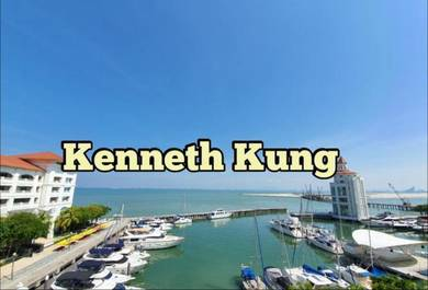 Serviced Apartments E&O Straits Quay The Suites Waterside Seaview