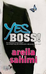 Yes, Boss!