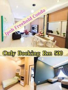 THE LOWEST PRICE IN IPOH #Full_Loan #Freehold