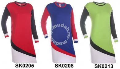Baju Muslimah kod SK02