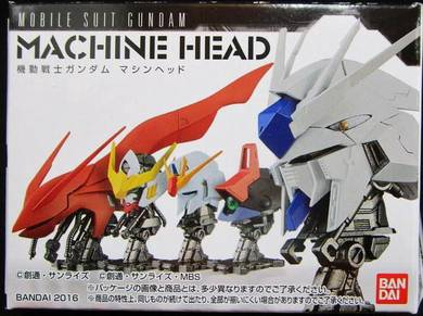 Bandai Gundam Machine Head 10 in 1 Box Set
