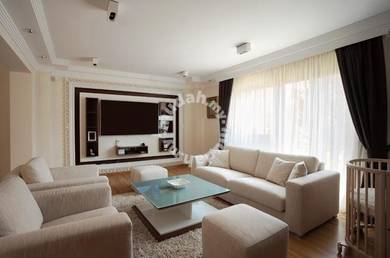 Fully Furnish,Fully Reno,Face Platinum Suites Klcc Condo,Ready Move In
