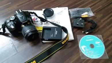 Kamera Nikon D5300
