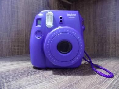 Polaroid Camera (instax mini 8)
