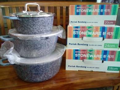 Periuk rendang ( stoneware)