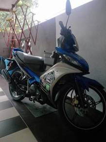 Yamaha lc 135 v4