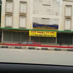 3-Storey Shop Lot (Jalan Labu) - Seremban