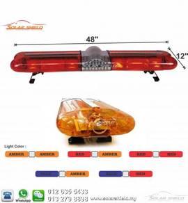 Amber Emergency Lightbar LED Strobe Lightbar